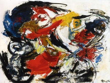 Oeuvres sur Papier Karel Appel