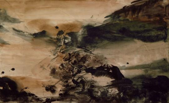 Zao Wou Ki Galerie Applicat Prazan Paris